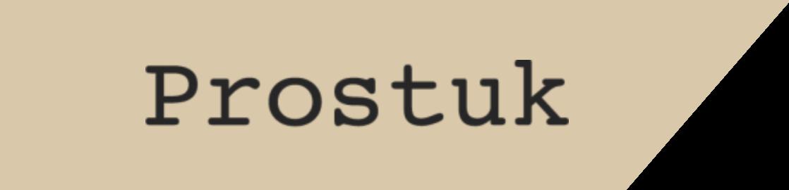 Prostuk